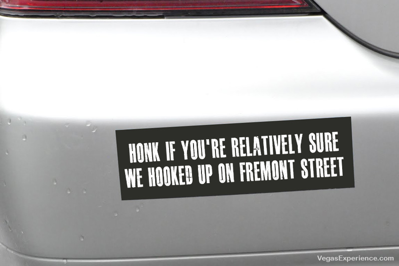 Fremont bumper sticker