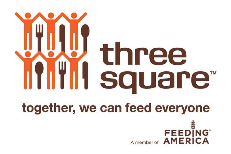 "Three Square's mission is ""to provide wholesome food to hungry people, while passionately pursuing a hunger-free community."" Hear, hear!"