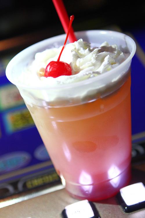 Free Vegas cocktail