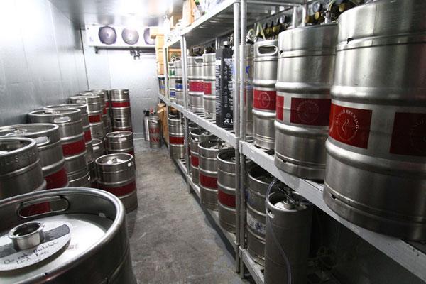 Banger Brewing Tour