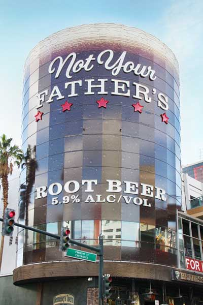 Not Your Fathers Ppint Glass