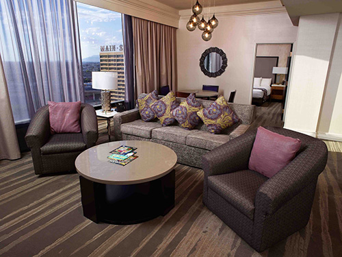 Suite at The California