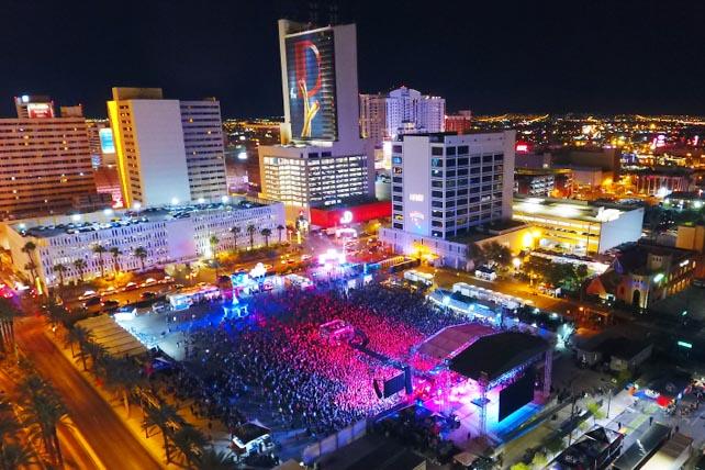 Downtown Las Vegas Concerts