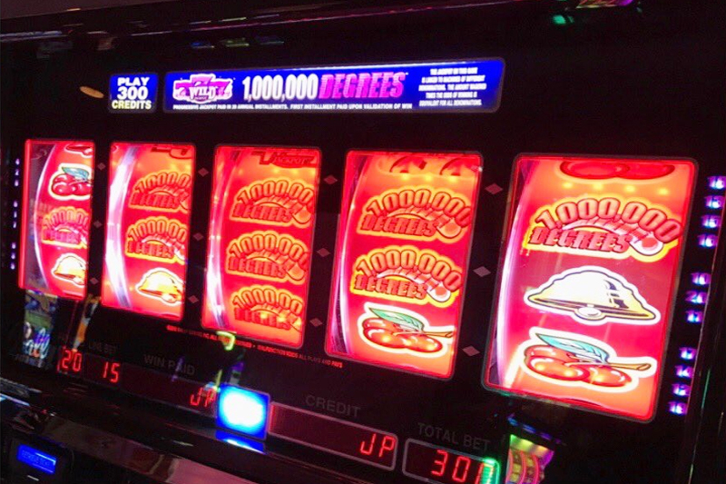 Golden Gate jackpot