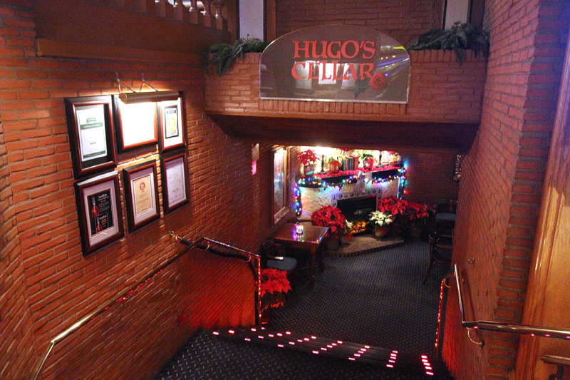 Image result for Hugo's Cellar las Vegas""