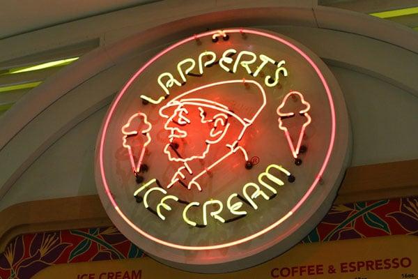 Lapperts Ice Cream Las Vegas