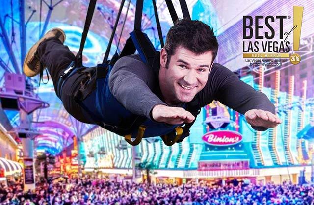 Slotzilla Zoomline Las Vegas