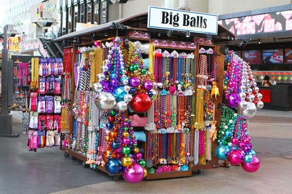 Big Balls Kiosk